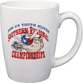Challenger White Mug (14 Oz.)