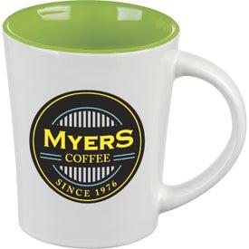 Citrus Mug Printed with Your Logo
