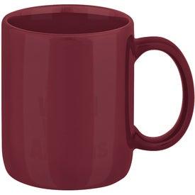 Classic Ironstone Mug with Your Logo