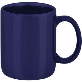 Branded Classic Ironstone Mug