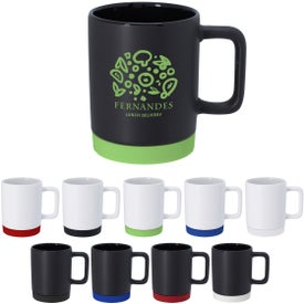 Coast Ceramic Mugs (10 Oz.)