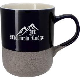 Coastline Ceramic Mug (14 Oz.)