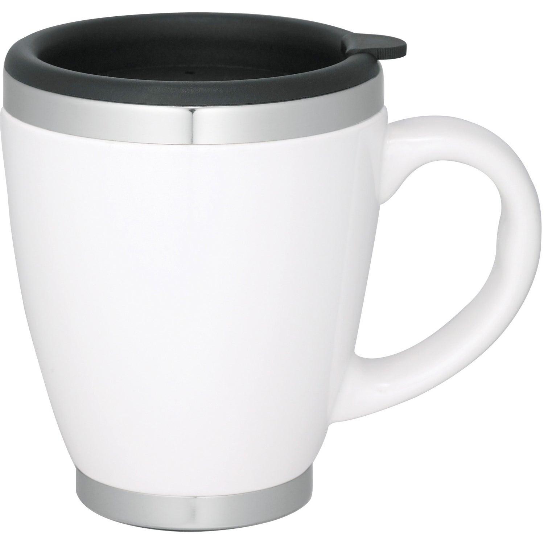 9f5a48fb3d2 The Collier Ceramic Coffee Mug (14 Oz.)