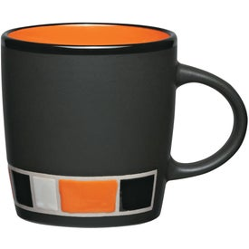 Color Block Ceramic Mug for Your Organization