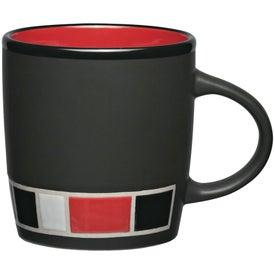 Color Block Ceramic Mug for Your Church