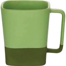 Promotional Color Step Ceramic Mug
