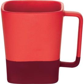 Color Step Ceramic Mug for Your Organization