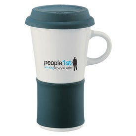 Advertising Colorband Ceramic Mug