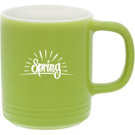 Contemporary Ceramic Coffee Mug (11 Oz.)