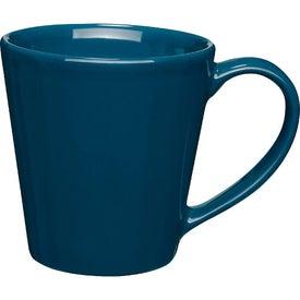 Contemporary Mug Printed with Your Logo