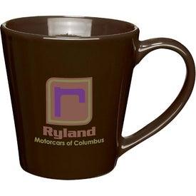 Imprinted Contemporary Mug