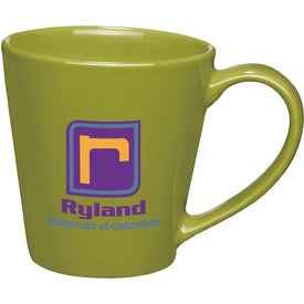Branded Contemporary Mug