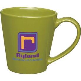 Branded Contemporary Mug