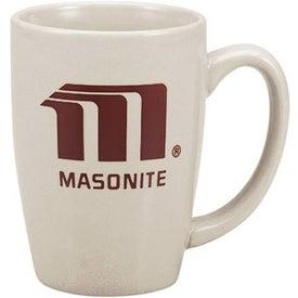 Contour Ceramic Mug (14 Oz.)