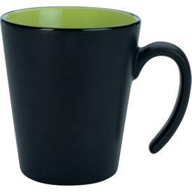 Contrast Mug for Customization