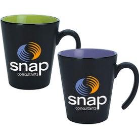 Contrast Mug Giveaways