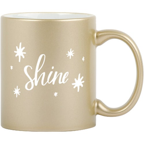 Creative Metallic Mug (11 Oz.)