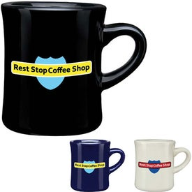 CuppaJo Diner Mug for Marketing