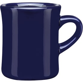 Monogrammed CuppaJo Diner Mug