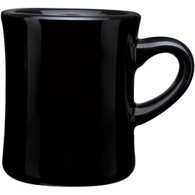 Custom CuppaJo Diner Mug