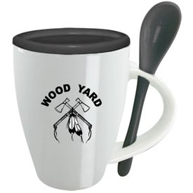 Cute Cup Set Printed with Your Logo