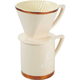 Cutter & Buck Coffee Dripper Gift Set (15 Oz.)