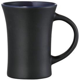 Dakota Ceramic Mug with Your Slogan