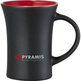 Dakota Ceramic Mug for Your Organization