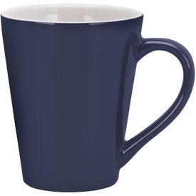 Designer Two-Tone Mug for Your Church