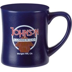Diner Mug Branded with Your Logo