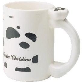Dog Paw Mug