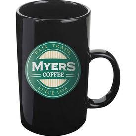 Double Coffee Mug for Your Company