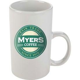 Advertising Double Coffee Mug