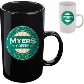 Double Coffee Mug (14 Oz.)