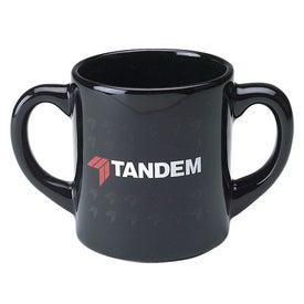 Double Handle Mug (10 Oz.)