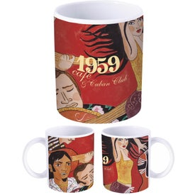 Dye Sublimation Mug (11 Oz.)