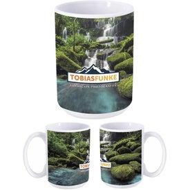 Dye Sublimation Mug (15 Oz.)