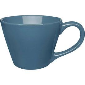 Earth Tone Mug Branded with Your Logo