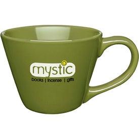 Imprinted Earth Tone Mug