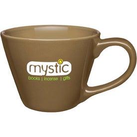 Earth Tone Mug Printed with Your Logo