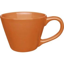 Earth Tone Mug with Your Logo