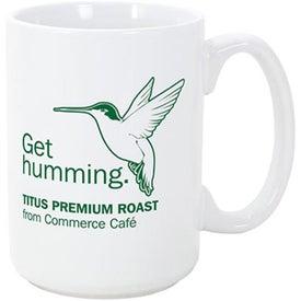 Company El Grande White Mug