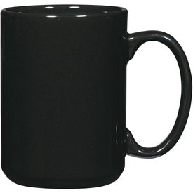 Monogrammed El Grande Mug