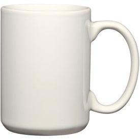 El Grande Mug (15 Oz., White)