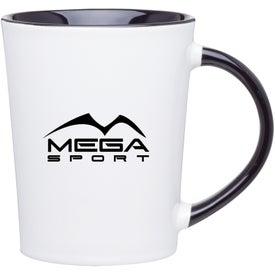 Promotional Emma Glossy Ceramic Mug
