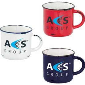 Enamel Ceramic Mug (17 Oz.)