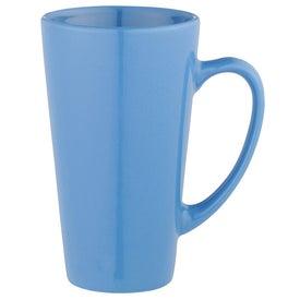 Printed Enoteca Ceramic Mug