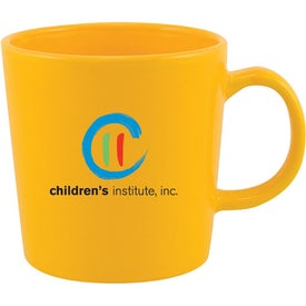 Enzo Ceramic Mug Branded with Your Logo