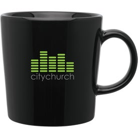 Enzo Ceramic Mug (14 Oz.)