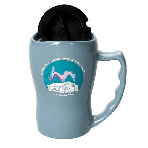 Dark Gray Everready Mug
